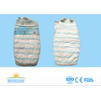 China OEM Disposable Eco Friendly Baby Diapers High Absorption Clothlike Backsheet on sale