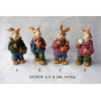 Quality Polyresin rabbit, resin animals for sale