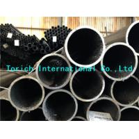 SAE J524 Cold Drawn Seamless Steel Tube , Low Carbon Steel Tube Annealed