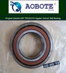 Quality Single Row Angular Contact Ball Bearing SKF 7211AC/C3 With High Speed for sale