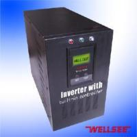Quality WS-SCI P1000+MPPT24V30A Solar Inverter With Built-in Controller for sale