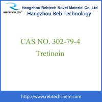 Buy cheap Rebtech Retinoic acid / Vitamin A Acid /Tretinoin Cas no.302-79-4 from Wholesalers