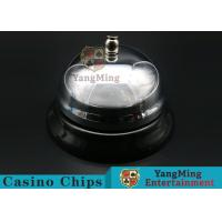 Quality Casino Dedicated Stainless Steel Call Bell For Casino Poker Table Games for sale