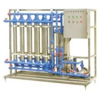 Quality Silver Stainless Steel Water Purifying Machine 2 - 35 ºC 10000 Liter Capacity for sale