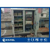 Quality Rectifier System Wireless Base Station Cabinet Mixed Cooling Temperature Control for sale