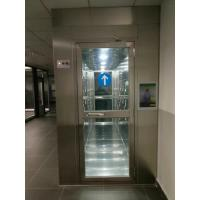 Quality ISO8 Class Clean Room Air Shower Tunnel With H13 HEPA Filter Single Swing Door for sale