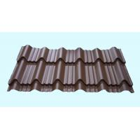 Quality ASTM AISI Commercial Galvanised Corrugated Roofing Sheets Environment Protection for sale