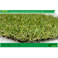 Quality Green 22mm Garden Artificial Grass UV Resist Synthetic Turf For Garden for sale