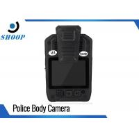 "2.0"" LCD Small Police Officers Wearing Body Cameras 1296P Motion Detection"
