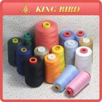 China Industrial Polyester Heavy Duty Sewing Threads 30S/2 40S/2 50S/2 on sale