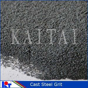 China Cast Steel Grit G120 on sale
