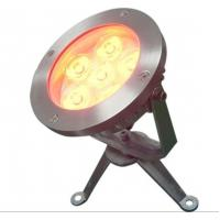 Quality IP68 colorful CREE / EDISON inground led swimming pool lights pure white 5000 ~ 6500K for sale