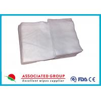 Quality Latex Free Mesh Spunlace Non Woven Gauze Swabs For First Aid At Daily Life for sale