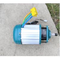 China Yufeng brand electric Motors 1500W / Electric Car Motor Parts For Vehicles on sale