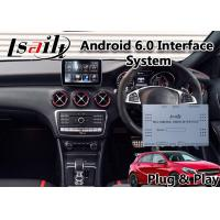 Buy cheap Mercedes-Benz a-Class W176 Android Navigation Box support Knob control Mirror from wholesalers