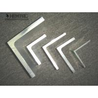 Quality Mill Finished 6061 extruded aluminum channel / bar polish  or  Mill Finish for sale