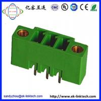 Buy cheap F83-6-3.5 Pitch 3.5mm Plug for Pluggable Terminal Block from wholesalers