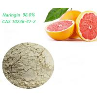 Quality 100% Natural Baby Grapefruit Extract Naringin Powder Lowering Blood Viscosity for sale