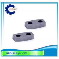 China N002 EDM Carbide / Power Feed Contact 19x4x10mm Makino Wire Cutting EDM Parts on sale