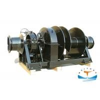 Quality Double Gypsy Anchor Windlass Nice Stability With Erosion Resistant Coating for sale