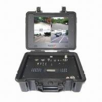 Quality COFDM Mobile Transmission System in Case Shape, with Frequency, Bandwidth and Code Stream Adjustable for sale