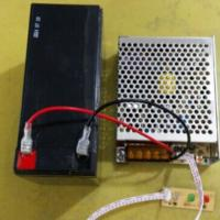 Quality 12v 3a 5a power supply with back up battery automatic battery charger for access control machine for sale