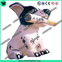 Quality Inflatable Dog Cartoon,Inflatable Dog Animal, Customized Inflatable Dog for sale