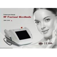 Quality Radio Frequency Micro Needle Machine 80W Power Restoring Skin Elasticity for sale
