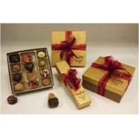 Quality Chocolate Packaging Paper Box for sale