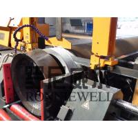 Quality High Speed Beveling Pipe Prefabrication Line Automatic With Band Saw for sale