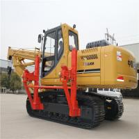Buy cheap Hydraulic Tractor Pipe Layer , SHANTUI SP25Y 25T Crawler Pipelayer Equipment from wholesalers