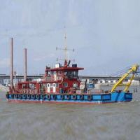 Buy cheap River Dredger, Easily Operated for Sand and Gravel Dredging Equipped with Cutter from wholesalers