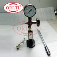 China Diesel Injector Nozzle Pop Tester Equivalent Design Model EFEP 60 H Common Rail Injector Nozzle Tester Quality SS Body on sale