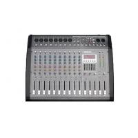 China 4 Aux sound DJ Audio Mixer , 20CH Professional powered mixer with USB / SD on sale