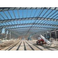 China Steel Stable Pre-engineered Building For Large Shopping Malls on sale