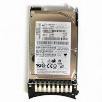 Quality Server SAS Hard Drive with 15,000rpm Rotational Speed and 73GB Storage Capacity for sale