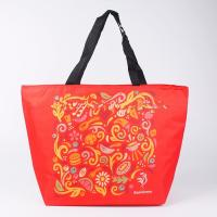 Recycled Insulated Cooler Bags Portable Custom Printed Tote , Drink Cooler Bag