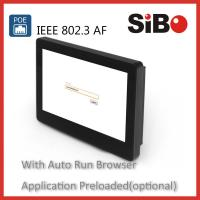 Quality Kiosk Tablet PC With Auto Run Browser Application for sale