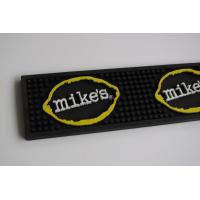 Quality Mike's Top Fashion Bar Runner Mats With Logo , Bar Counter Mat for sale