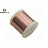 Buy cheap Shipbuilding CuNi10 NC015 Heating Resistance Wire from wholesalers