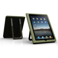 Quality simple PU leather foldable case for ipad for sale
