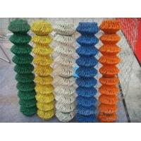 Quality Chain Link Wire Mesh Artistic and Practical Bright Color for sale