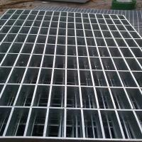 Quality Carbon Steel Wire Rod 32 X 5mm Hot Dipped Galvanized Steel Grating For Stairs for sale