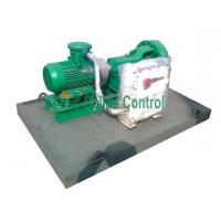 China Drilling Mission Mud Sand Centrifugal Mud Pump For Oil Field Drilling Field on sale