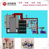 Quality UL Standard Cathodic Arc Deposition System For Glass Decoration Products for sale