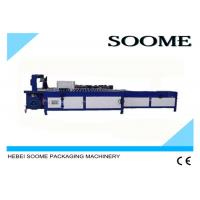 Quality PLC Control Corrugated Box Strapping Machine Simple Operation Automatic Packing For Carton for sale
