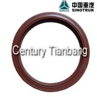 Buy cheap HOWO A7 Dump Truck Parts Crankshaft front Oil Seal Ring 61500040046 from wholesalers