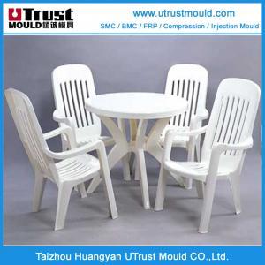 China Plastic injection mould  best sale Plastic injection mould plastic chair moulds factory on sale