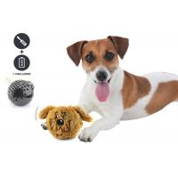 Quality Small Bouncy Dog Entertainment Toys , Cool Plastic Dog Throw Toys For Dog Playing for sale