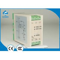 China Pump Three Phase Voltage Monitoring Relay , Under Voltage Over Voltage Protection Relay on sale